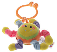 Cute Insect with Smile Toy for Pets Dogs