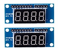 4 Digit Display a LED Module 8550 Parallel Triodo macchina (2PCS)