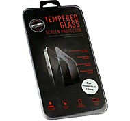 Black Gold Style 0.2 mm Premium Tempered Glass Screen Protector for iPhone 5/5C/5S