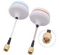 5.8G SMA Male Antenna Gains for FPV (1 pair)
