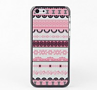 Pink Stripe Hard Back Case for iPhone 5C