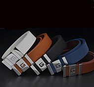 Men Buckle , Party Leather