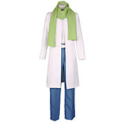 Dramatical Murder Clear White Cosplay Costume