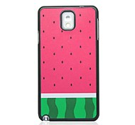 Watermelon Pattern Hard Case for Samsung Galaxy Note 3 N9000