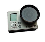 TELESIN 37mm FPV Protective MC UV Lens for Gopro Hero3+/Hero3