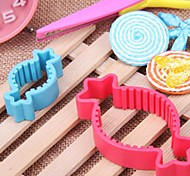 Candy Design Can and Bottle Openers Set(2 PCS)