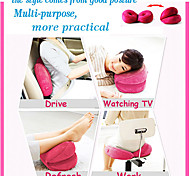 Soutien Rose Rouge Haute Qualité Belle Coussin magique coussin de siège arrière lombaire Retour
