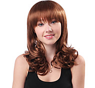 Fashion  Synthetic Wigs Short Curly Hair Wig