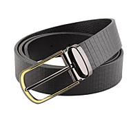 Men Waist Belt , Party/Casual Alloy/Leather