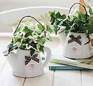 """6""""H Ivy Suit Floral Arrangement"""