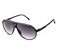 Unisex Fashion Black-Frame Sunglasses