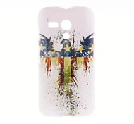 Kinston American Eagle Pattern Plastic Hard Case for Motorala Moto G
