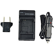 Wall/Car AHDBT-201/301 Battery Quick Charger and  UK/ EU plug adapter for Gopro Camera Gopro Hero3 and 3+