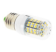 7W E26/E27 LED Corn Lights T 60 SMD 2835 550-680 lm Warm White AC 220-240 V