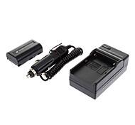 ismartdigi-Samsung SB-LSM80 800mAh, carregador 7.4V Bateria Camera + Carro para SAMSUNG VP-D353i D352i DC-3563I D453i LSM60