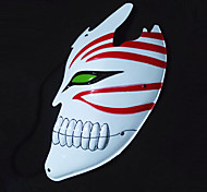 Hollowed Ichigo Half Face Cosplay Mask