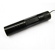 Aluminum Alloy AA Batteries Portable LED Flashlight(Random Color)