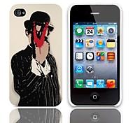 Modello Victory Hard Case con 3 Paia protezioni per iPhone 4/4S