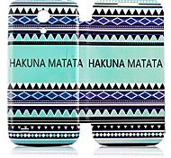 National Style Leder Ganzkörper-Case für Samsung Galaxy S4 Mini I9190