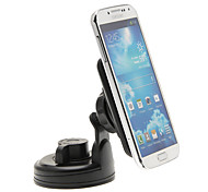 Universal In-Car Winshield Mount Cellphone Holder Rotating Function