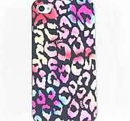 Coloured Drawing or Pattern Design Hard Glue Edge Grinding Case for iPhone 4/4S