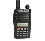 Walkie talkie UHF 4W / VHF 5W 128CH KG-669 WOUXUN DTMF ANI VOX FM con radio de dos vías IP55 a prueba de agua