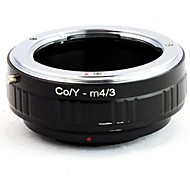CONTAX CY Lens to Panasonic OLYMPUS M4/3 Mount Adapter