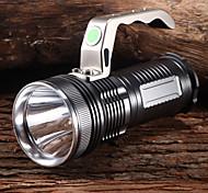 Lanternas e Luzes de Tenda (Recarregável) - LED 3 Modo 1200 Lumens Cree XP-G2 R5 - para Multifunções Outros