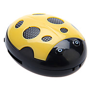 Coccinella Septempunctata Model Digital Mp3 Player
