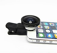 Universal 0.4X Super Wide Angle Lens for Mobile Phones