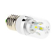5W E26/E27 Bombillas LED de Mazorca T 8 SMD 5630 400-440 lm Blanco Fresco AC 85-265 V