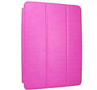 Ultra Thin Leather+Smart Cover for iPad Air(Assorted Color)