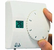 Wireless LCD Digital Heating Cooling Thermostat for Electric Gas Boiler Water Heating and Cooling System