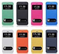 Smart Luxury Flip Leather Cover Case for iPhone 5/5S (Assorted Color)