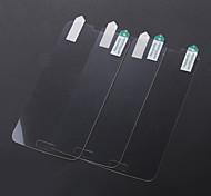 3 PC Anti-Scratch & Huella digital Hyper-98% Protector de pantalla de Transparencia Mate para Samsung Galaxy i9600 S5