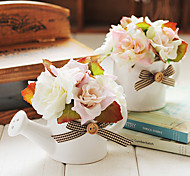 "4""H Autumn Scenery Small Rose Arrangement"