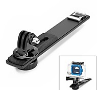 HGYBEST Multifunction Flash Lamp Camera Fixed Mount Holder for Gopro Hero 2 / 3 / 3+ - Black
