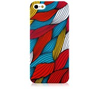Twisted Wire Pattern Silicone Soft Case for iPhone4/4S