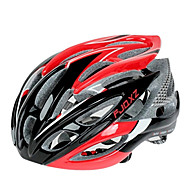 FJQXZ Ultraligero 26 Vents PC + EPS Red Casco de Ciclista