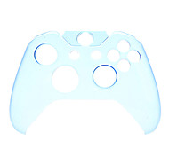 2 PCS Mushroom Caps and 1 PC Cross Key and 2 PCS Blue Thumb Stick Grips and Face Cover for XBOX ONE(Blue)