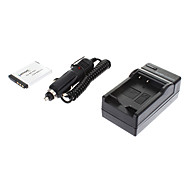 ismartdigi-Sony NP-FD1 BD1 680mAh, cargador 3.6V batería de la cámara + del coche para SONY G3 TX1 T900 T700 T77 T300 T200 T500
