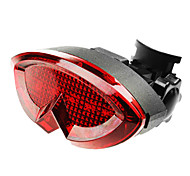 CoolChange 7-Mode 5-LED High Light Bike Safety Tail Lamp