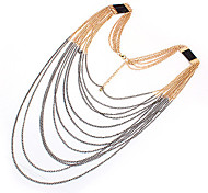 Multilayer Chian Necklace