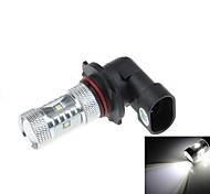 HJ Y-9005-8W 9005 8W 800lm 6000-6500K 7-2323 Lâmpada LED SMD de lâmpadas para automóveis (12-24V DC)