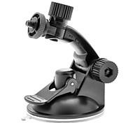 Parabrisas Montaje de ventosa sostenedor flexible del soporte del trípode Webcam GPS DV de la cámara