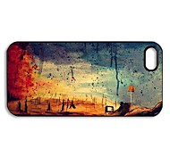 Pink Floyd Pattern Plastic Hard Case for iPhone 5/5S