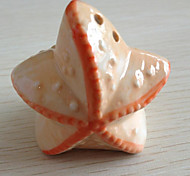 Creative Starfish Design Salt & Pepper(1 PCS,Random Color)