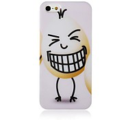 Egg Pattern Silicone Soft Case for iPhone4/4S