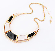 C Style Choker Necklace