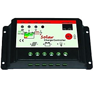 Double Way Solar Charge Controller Solar Garden Light Street Light Controller 12V 24V 10A Solar Controller